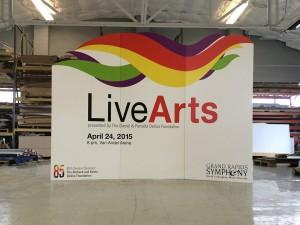 Grand Rapids Symphony Chooses Flatgoods